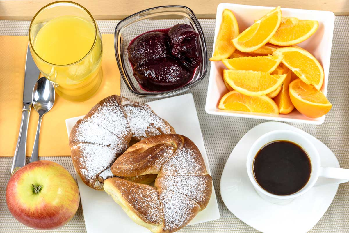 Healthy Breakfast for Healthy Body