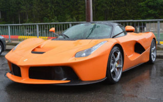 Ferrari LaFerrari limited edition: Strong, bold and powerful