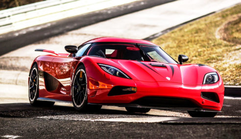 Koenigsegg Agera hit 284 MPH – World Record attempt