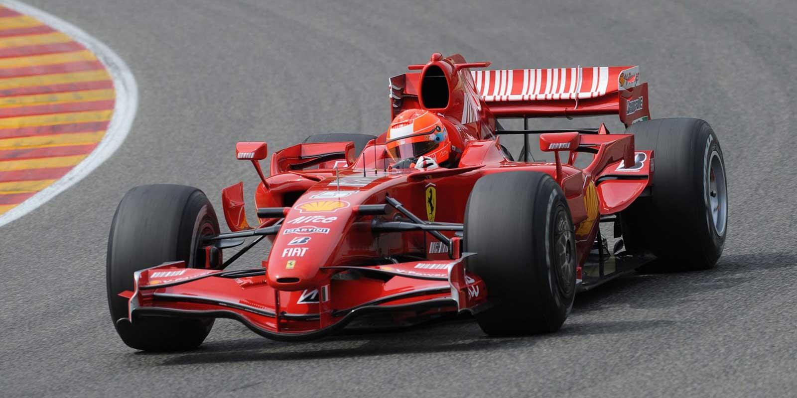 Michael Schumacher's F2001 Ferrari sold for $7m