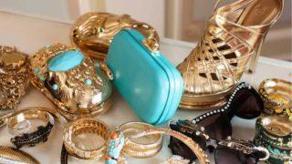 Luxury fashion accessories for ladies