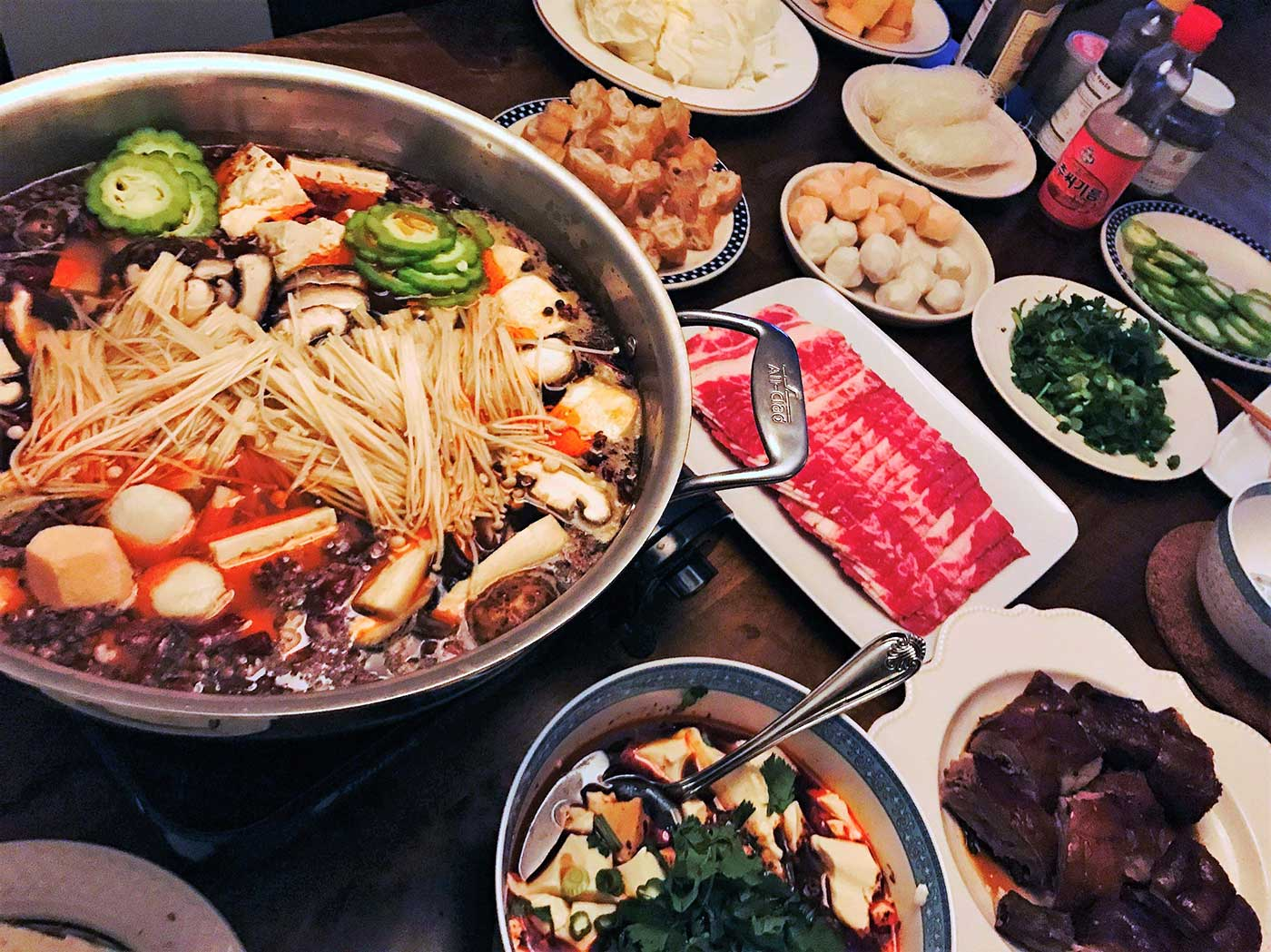 Chinese Hotpot is the best hotpot in the world