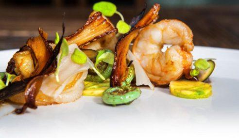 Magnifico Seafood brings an elegant yet divine taste