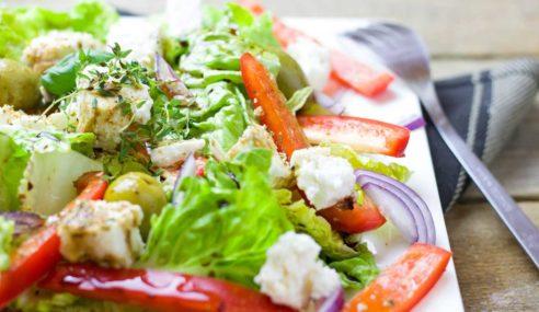 Elegant, Tasteful, Soft: Russian Salad