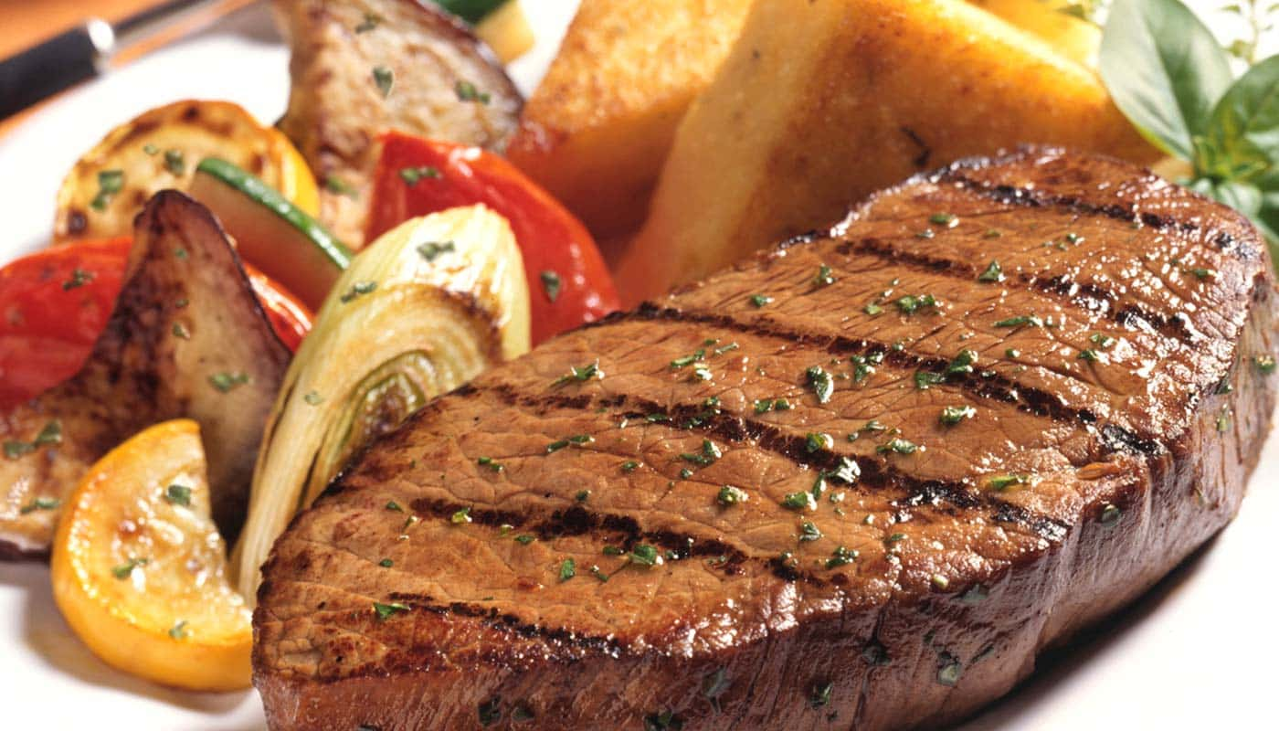 The Recipe to your perfect beef steak