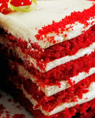 How to make a beautiful red velvet