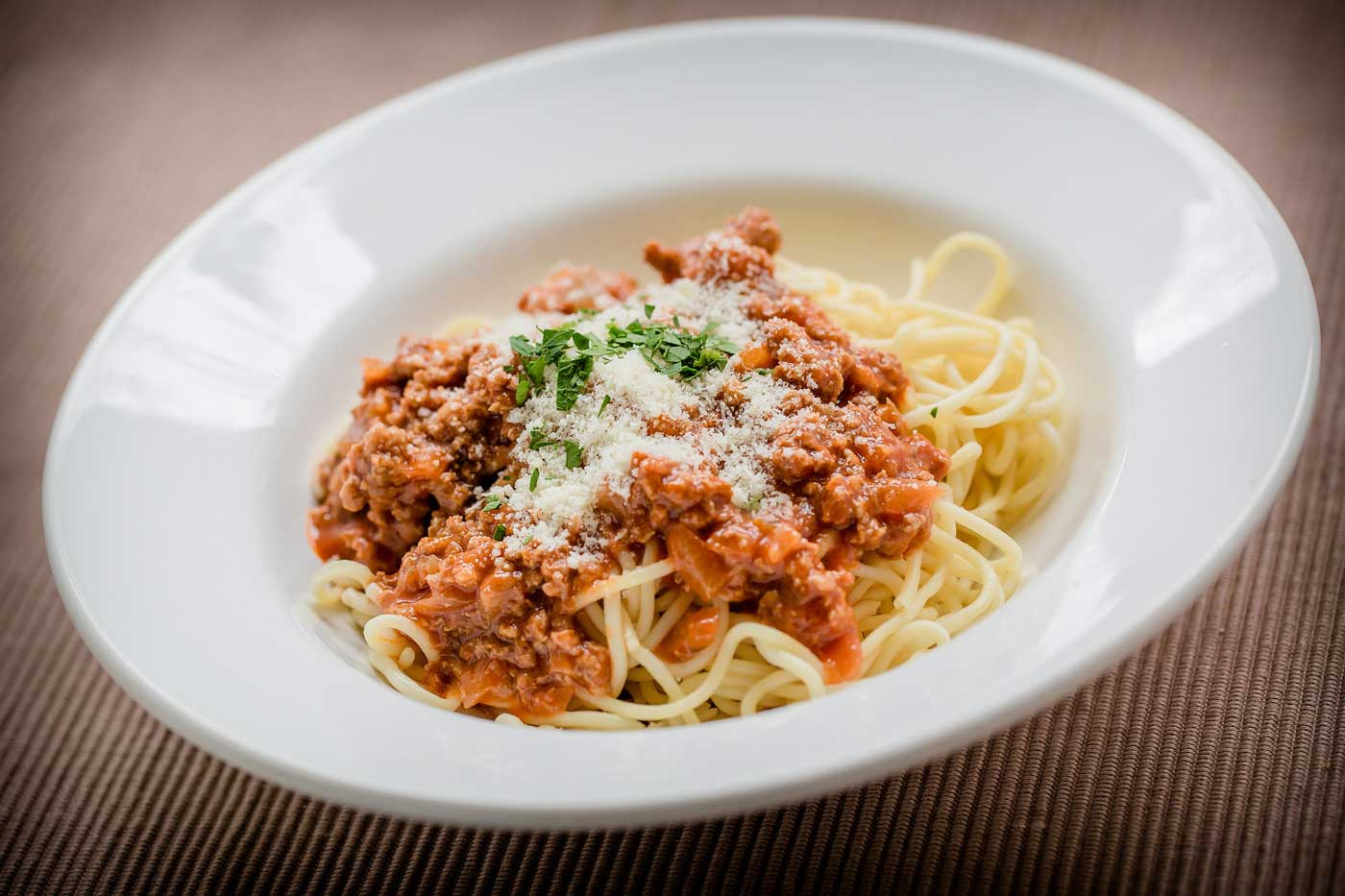 Perfect meatball spaghetti recipe