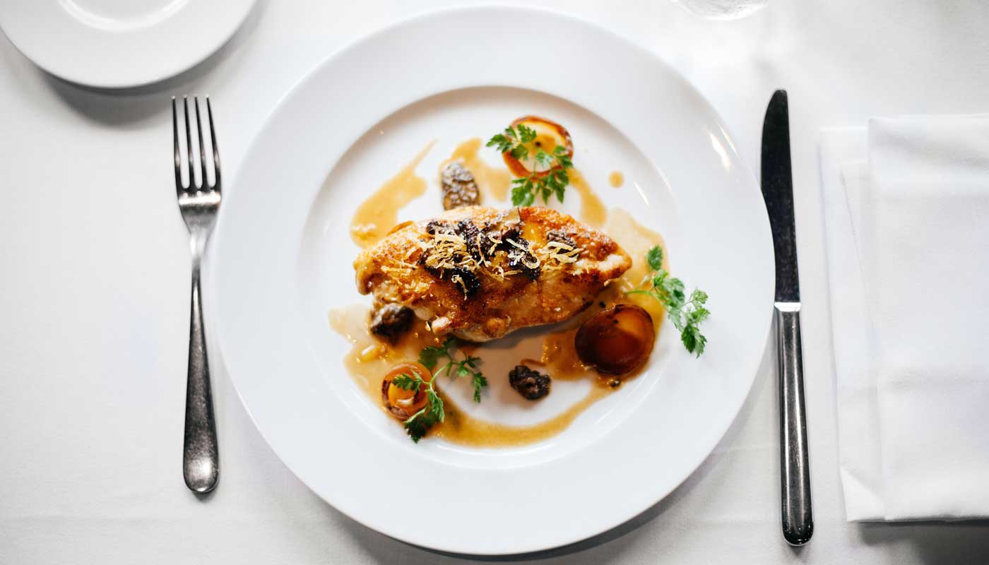 From the most talented French chefs