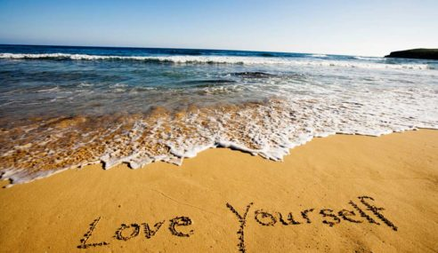 Love is the most precious, love yourself