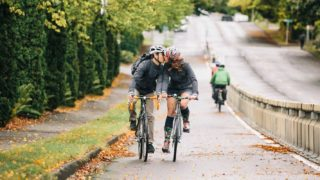 Cycling is not only good for your health, but also for your love