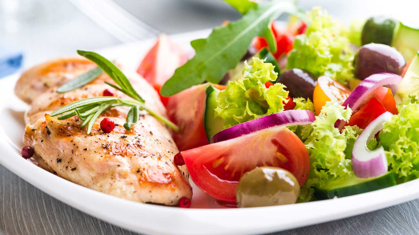 Complete guide and instruction on healthy eating and lifestyle