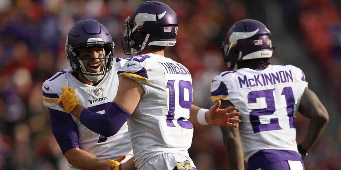 The Vikings' Success Hinges Unexpectedly