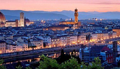 Wonderful trip to Firenze, Italy